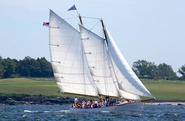 Day Sail Aboard Adirondack II