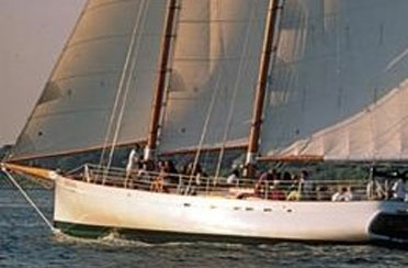 Mother's Day Sail on Schooner Adirondack II