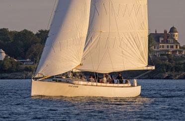 Newport Sunset Sail